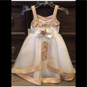 Tiptop Dresses - 2 Flower girl Pageant Easter Party Dress NWT!